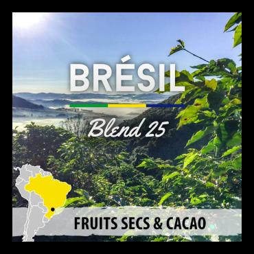 Café Brésil - Expresso Blend