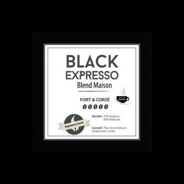 Café Black Expresso