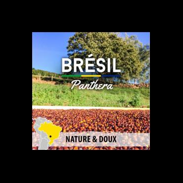 Café Brésil cerrado panthera