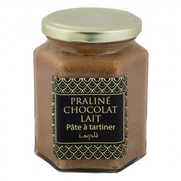 Pâte à tartiner Praliné chocolat Lait