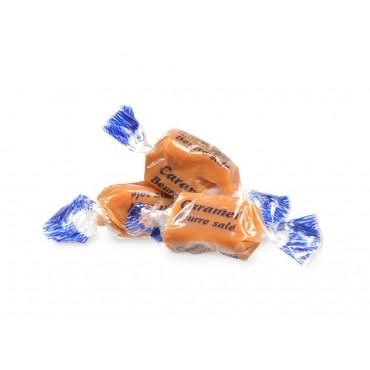 Caramels au beurre salé d'Isigny