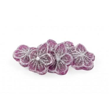 Bonbons à l'ancienne à la violette