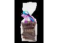Sachet chocolats noirs et laits Grands Crus à la casse, Natures et Incrustés 250g