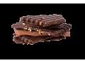 Chocolats noirs et laits Grands Crus à la casse, Natures et Incrustés 400g