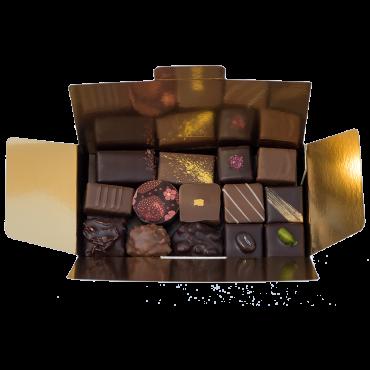 Assortiment chocolat 385g
