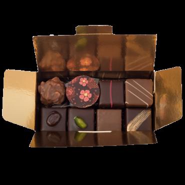 Ballotin chocolats assortis 195g