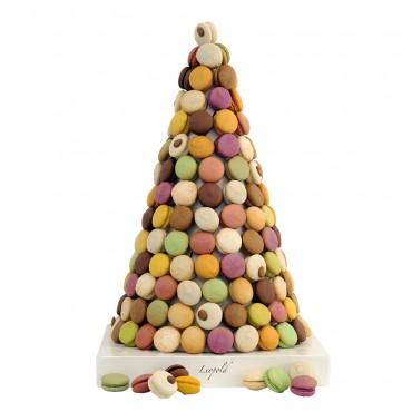 Pièce montée 160 macarons